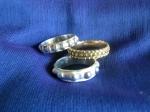 Various rings.